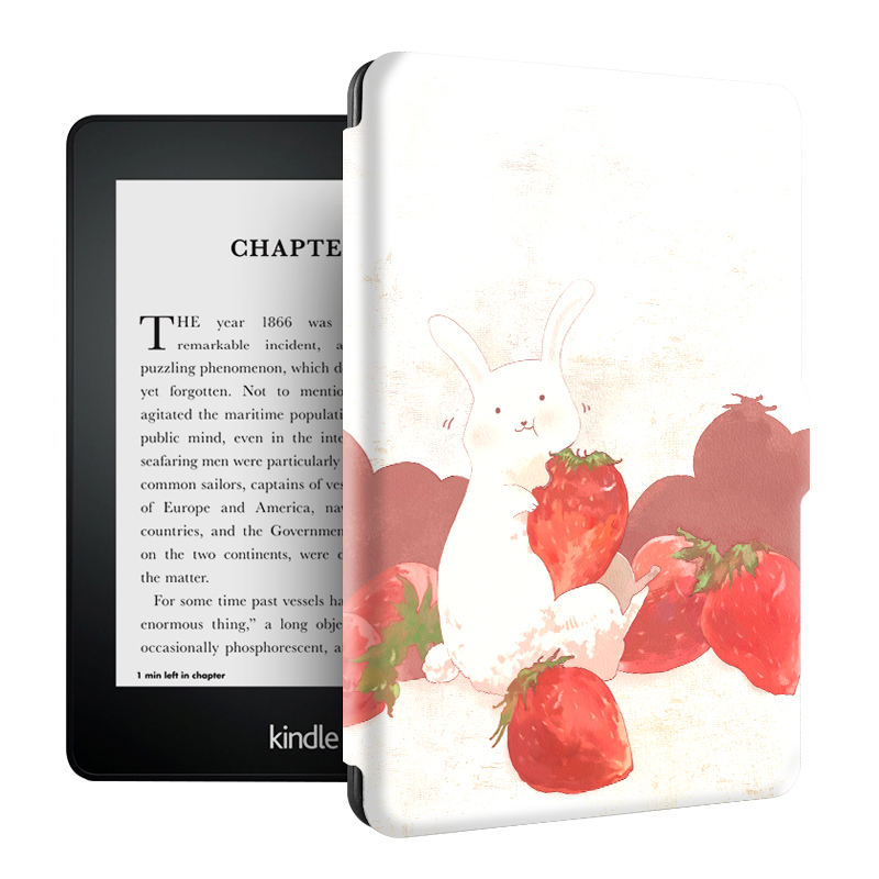 Printed Customize Case for Amazon Kindle 2019 Basic Smart Cover