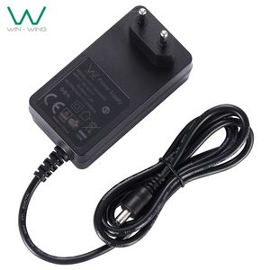 Power adaptor 24V 2A 15V 3A 12V 4A wall type ac adapter with UL62368 TUV-GS CE ROHS RCM