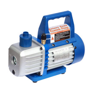 Hot Sale 1.5CFM 1 / 4 Hp 1 Stage Portable Mini Air Conditioner Vacuum Pump