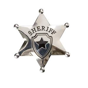 sheriff badge  sheriff star badge  custom metal badges