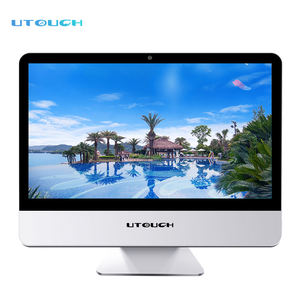 High performance Core i3 i5 i7 21.5 inch 1920*1080 touch screen all in one desktop computer