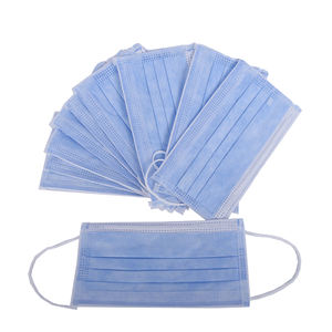 Disposable Medical 3 ply Non Woven Mask Surgical Disposable Face Masks