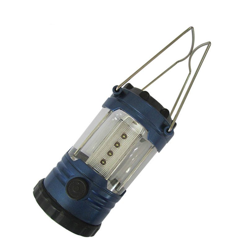 Ningbo factory aa battery plastic portable high quality 12 led lamps and lanterns
