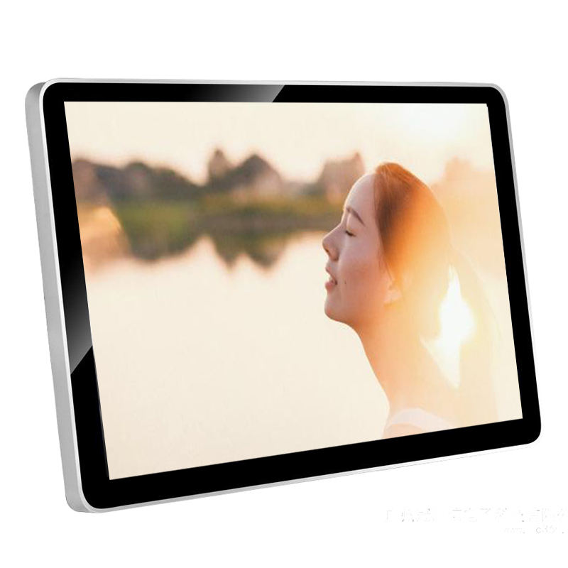 Montaggio a Parete Interna 43 Pollici Display <span class=keywords><strong>Lcd</strong></span> Touch Screen Pubblicità Media Player Wifi Sistema Android