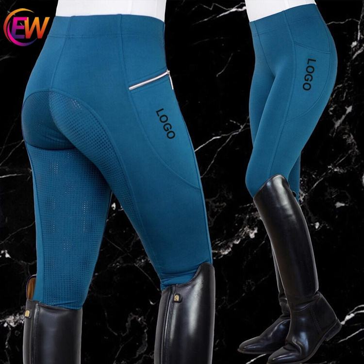 RTS EW Sports Clothing Horse Riding Tights Women Riding Pants Equestrian