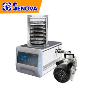 Scientific Laboratory Bio Biological Vaccine Powder Vacuum Freeze Dryer