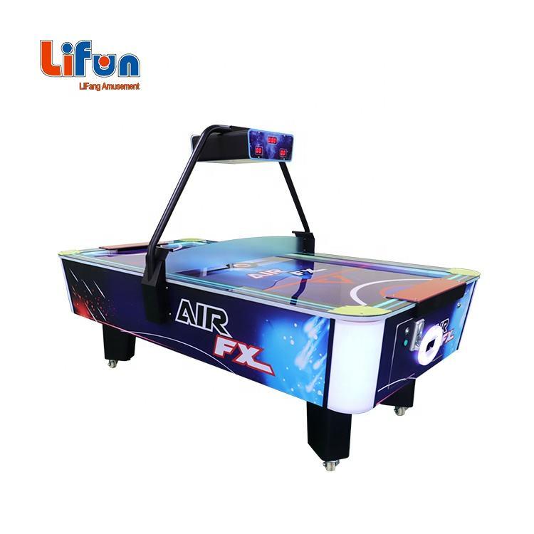 Hot Koop Fabriek Groothandel Indoor Amusement Muntautomaat Sport Game Machine Air Hockey Tafel Te Koop