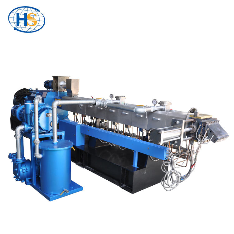 PP PE PET Waste Plastic Pelletizer Machine for Recycling