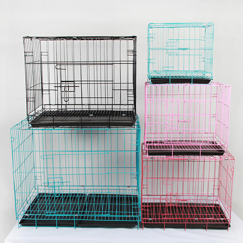 Stainless Steel Material Pet Dog Cage Pet Wire Dog Kennels Cages