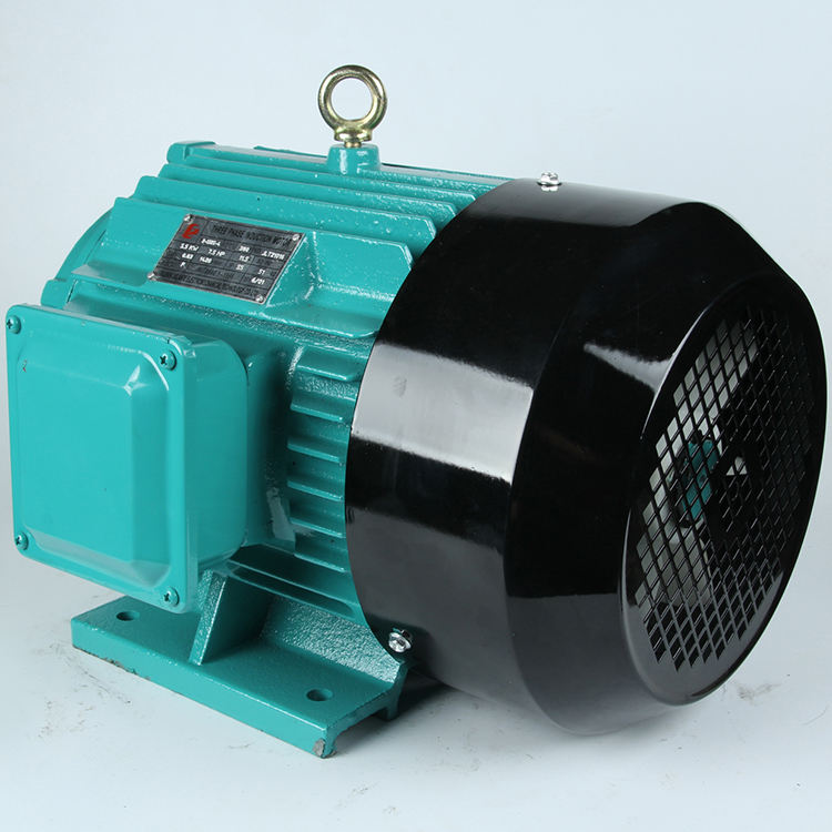 Y2 High Quality Cast Iron 3 Phase 7.5 kw 10 hp 10hp Electric Motor Price