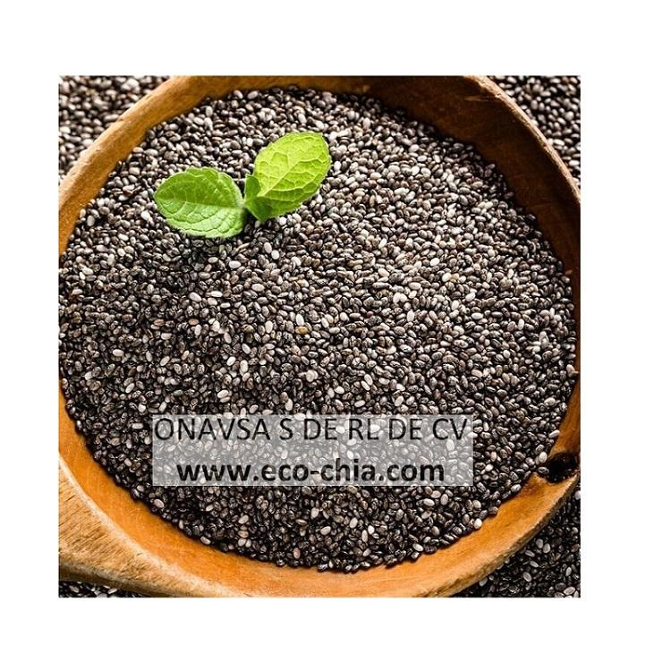 Natural Organic Certified Chia Seed Wholesaler From Mexico For Sale