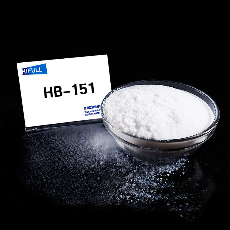 HIFULL Silicon Dioxide Price Chemical Raw Material Sio2 Hydrophobic Fumed Silica