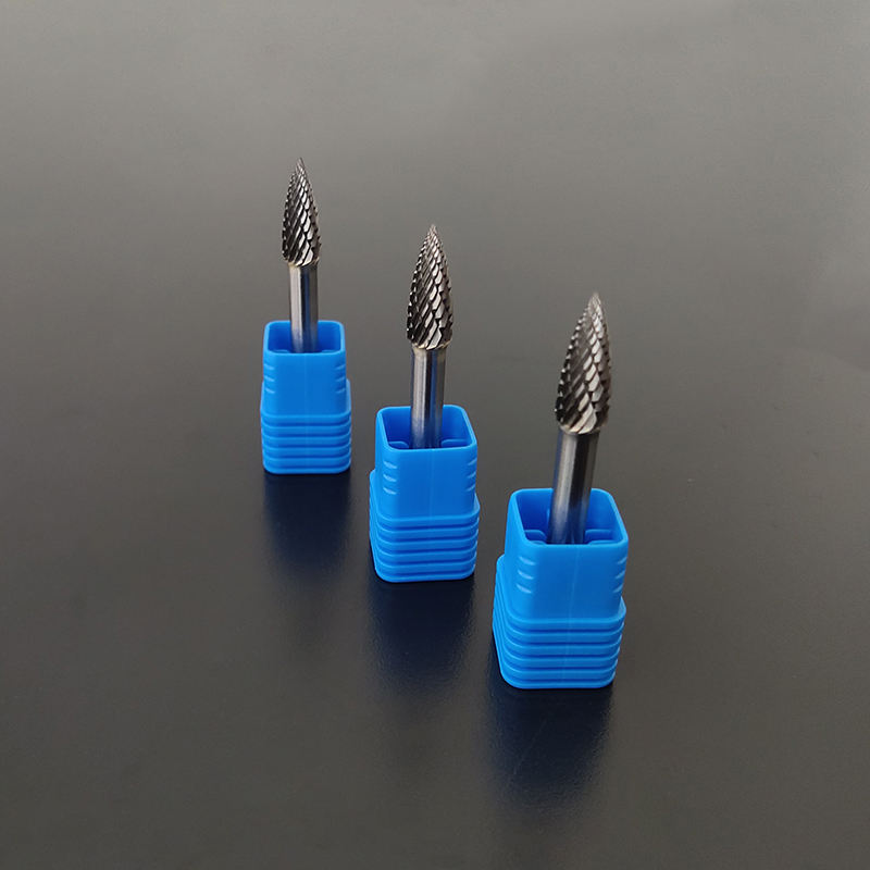 Hebei factory power tools tungsten rotary carbide burrs
