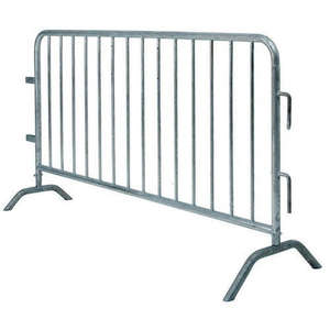 Hot Dippede Galvanized Barrier Stand Crowd Control