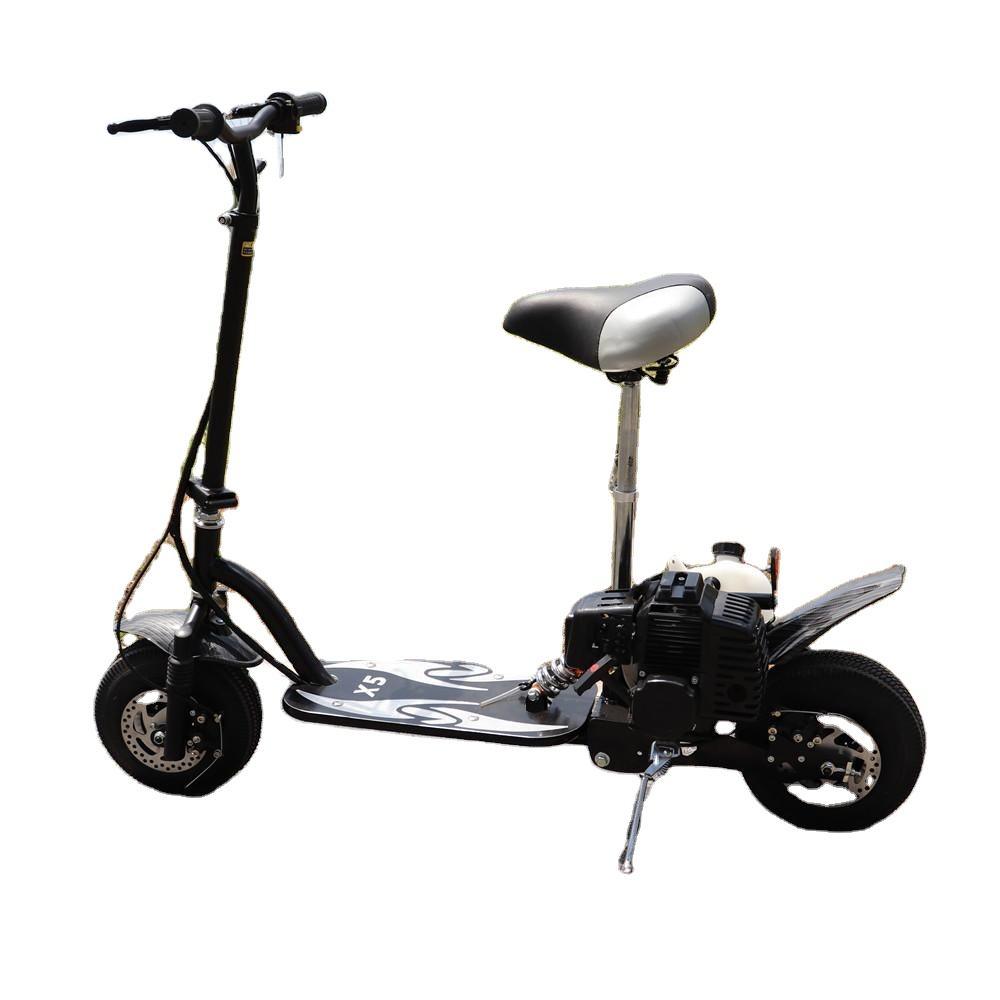 GOOFIT T8f 118 Chain for 33cc 47cc 49cc Mini ATV Quad Chopper Pocket Bike G-Scooter