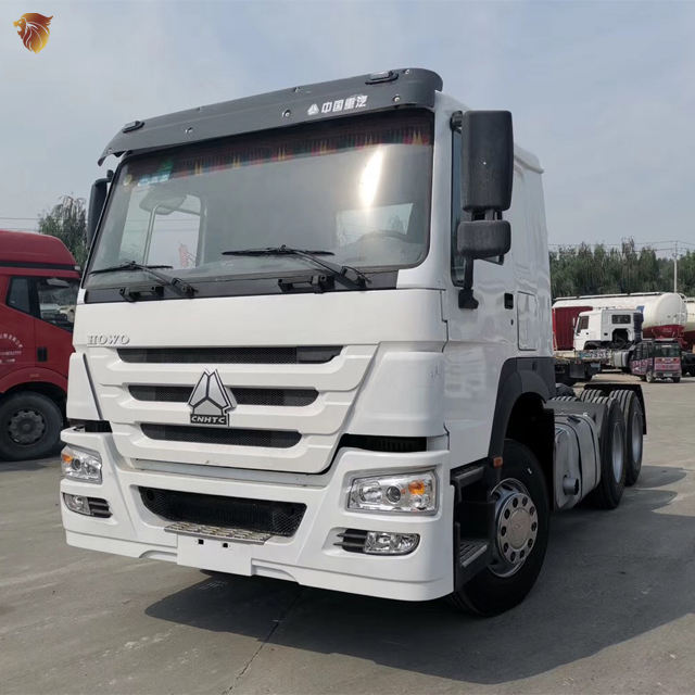 Low Price Used Sinotruck Howo Tractor Head Truck For Sale