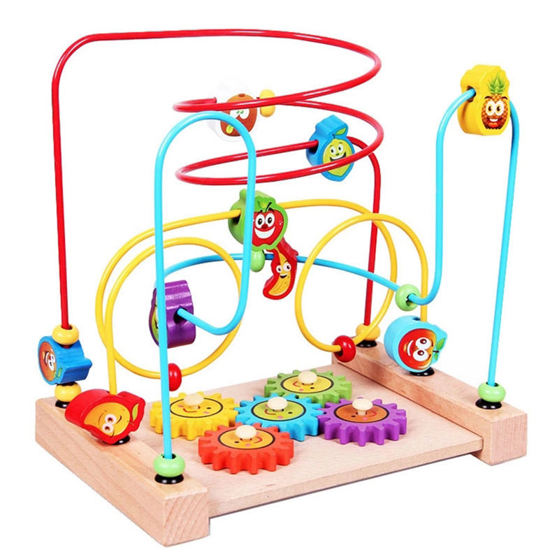 yunhe wooden toys Suitable for infants aged 1-3