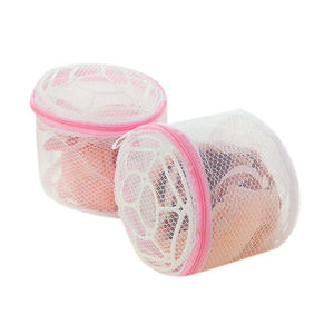 Washing Home Use Mesh Clothing Underwear Organizer Washing Bag Useful Mesh Net Bra Wash Bag zipper Laundry Bag