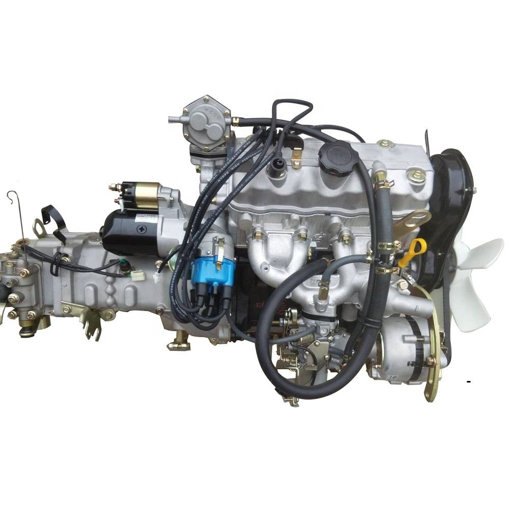 New F8A F10A Engines Assembly for Suzuki Petrol Engine