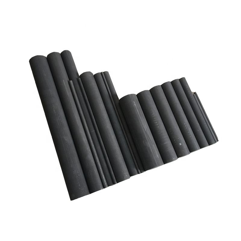 High purity density strength temperature resistance graphite rod for jewelry tools Electrolysis