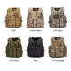Military Swat Tactical Vest Military Army Police Military Heavy Duty SWAT Assault Plate Carrier Combat Tactical Vest Chaleco Tactico