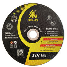 4-9 inch cutting disc, cutting wheel for stainless steel / metal,  inox cutting disk