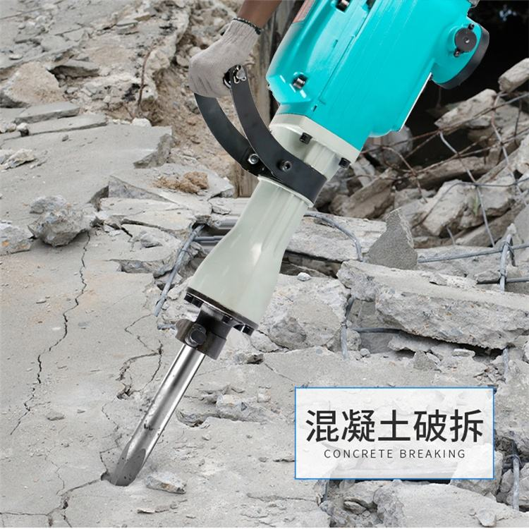 Electric Hammer [ Demolition Hammer ] Electric Demolition Hammer 65mm Demolition Hammer/Electric Hammer/Jackhammer/Breaker Hammer Drill