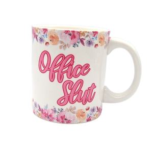 Best selling 20oz sublimation pink cup promotional items color mugs