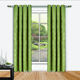 Wholesale Jacquard design 100% Polyester solid sheer living room window curtain blackout curtains