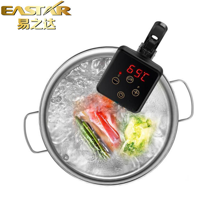 Digital Display Immersion Zirkulator Langsam Herd Maschine Sous Vide