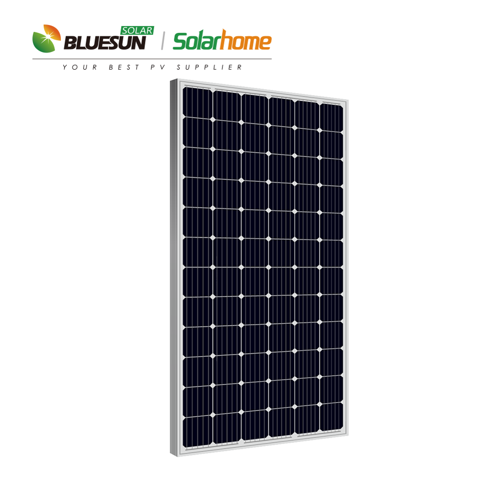 Bluesun Photovoltaic 30kw Off Grid Energy Solar Energy System Home With Battery Popular In Poland Market