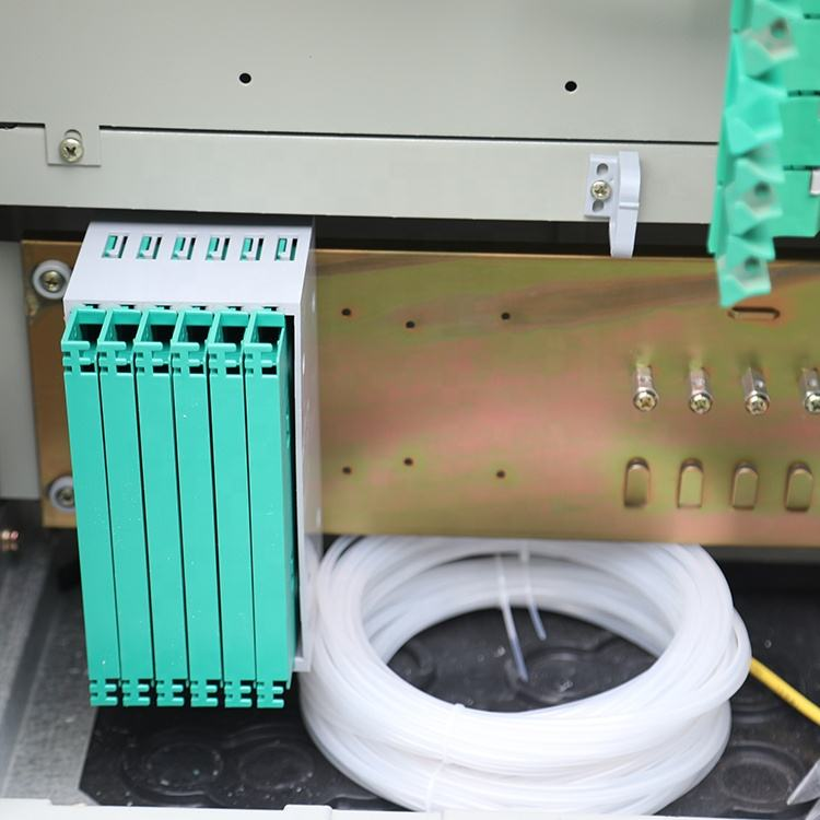 Optical Cabinet Highly Customization Manufacture Fiber Optic Cross Connect Cabinet OCC For FTTH