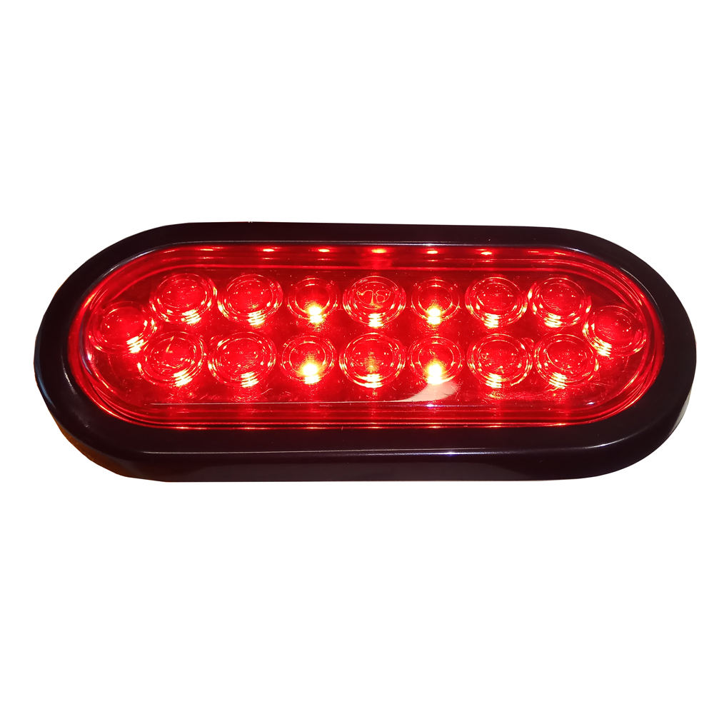 "LED Truck Accessory Truck 6"" oval Turn Signal Light Wholesale truck parts accessories"