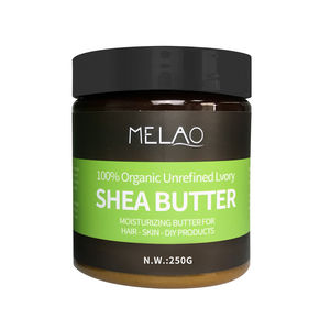 100% Pure Raw Organic Cosmetic Grade Unrefined Shea Butter