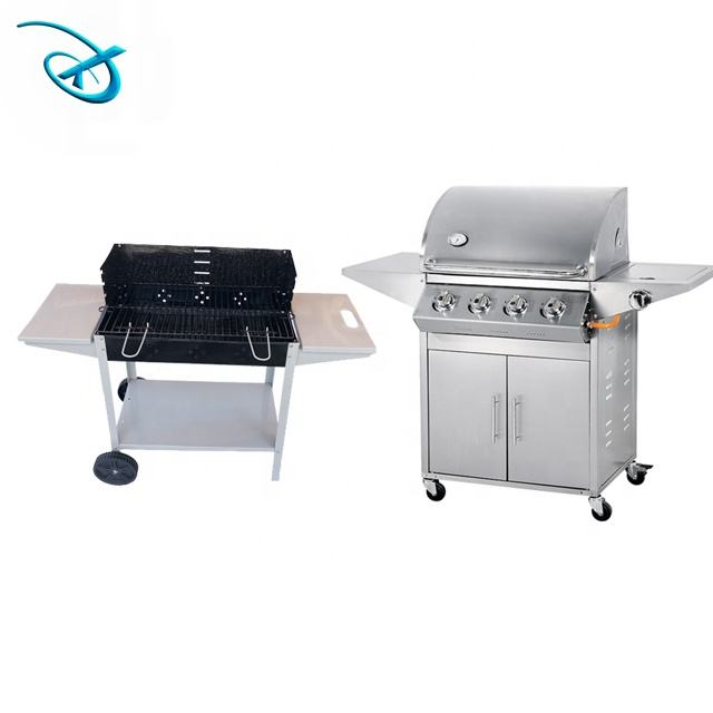 grill master 5pc bamboo bbq 20