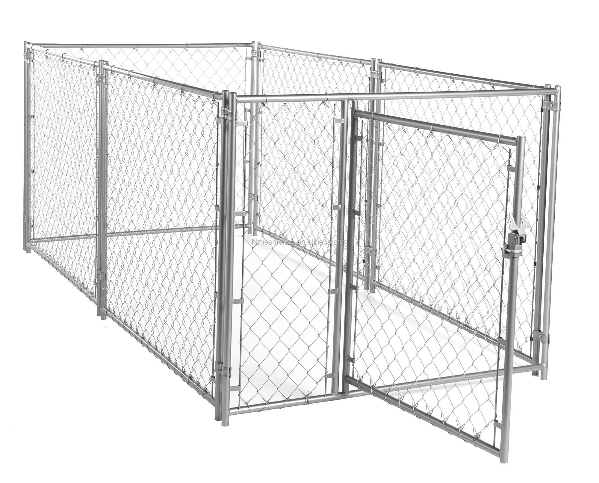 friendly metal large dog cage kennels /DOG RUN PEN CAGE/dog kennel cages direct factory