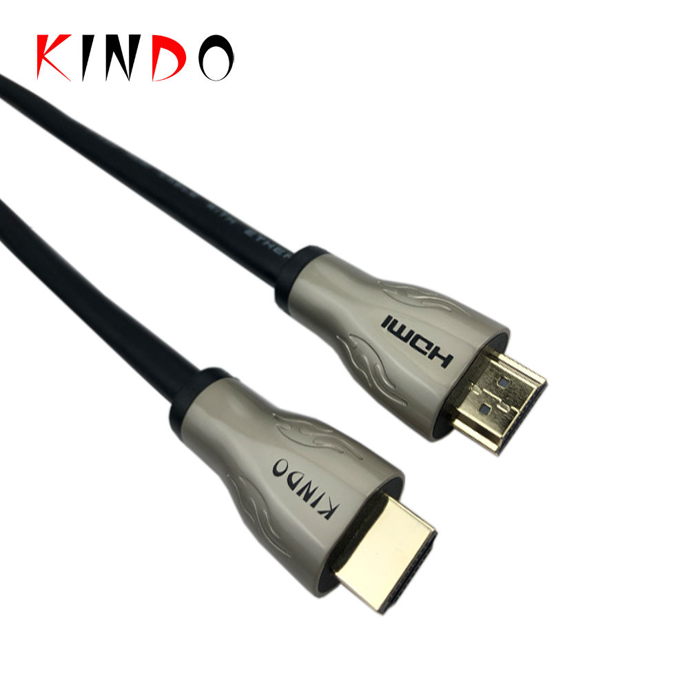 Factory Wholesale Male to Male Gold Plated Support 3D 4K and 2160P 1080P HDMI Cable