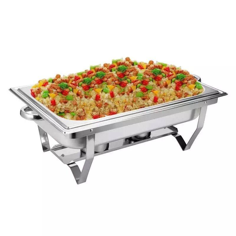 Stainless Steel Material and Hotel Usage Chafing dish