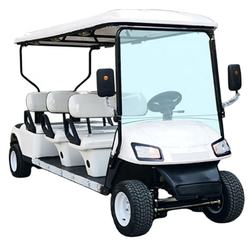 4 seats electrical Golf Carts for hotel travel