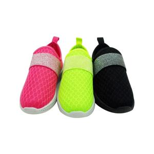 Cheap price customized Children Fashion Mesh Upper Shoes Sneakers with good quality