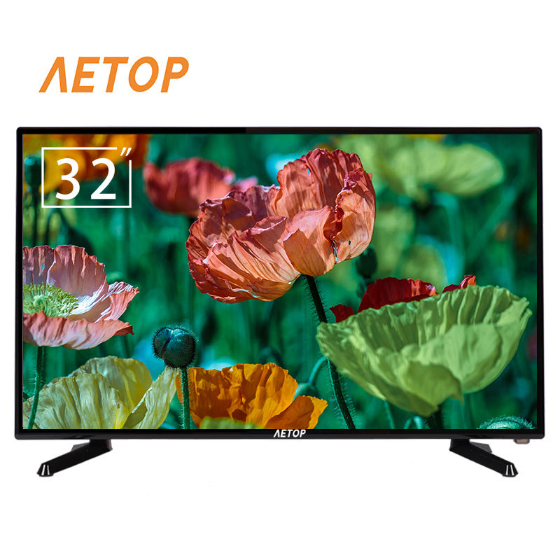 Free shipping by sea-ultra thin android television,not used TV,smart tv 32 inch led