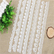Hot Selling Fashion Stock Trimming Lace For DIY