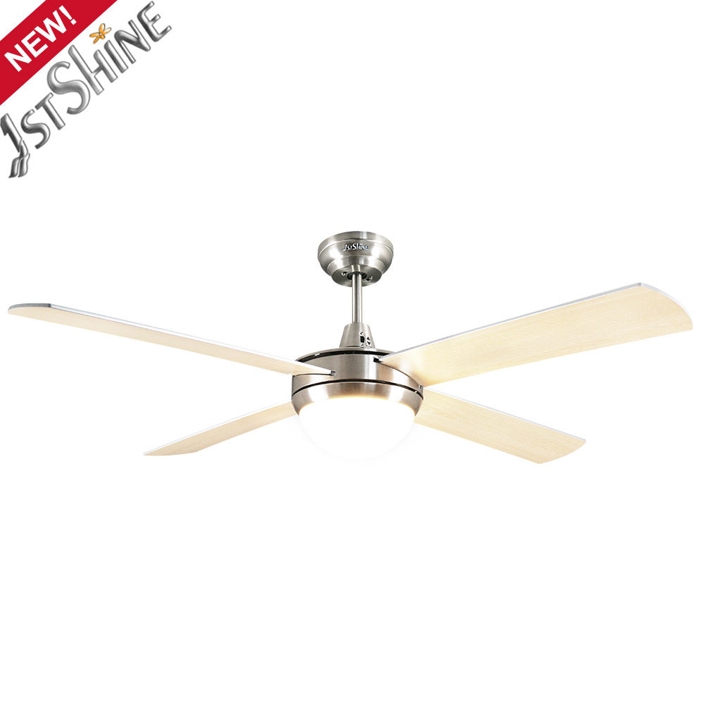 1stshine hot selling product 3 speeds remote control Interior lighting ceiling fan