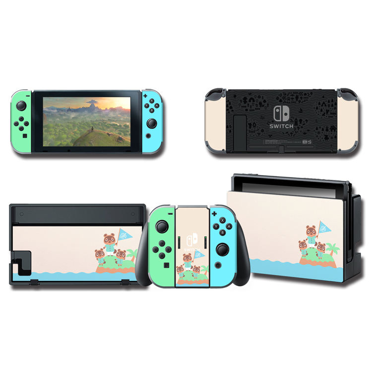 High Quality Profession Nintendo Switch Skin sticker For Animal Crossing