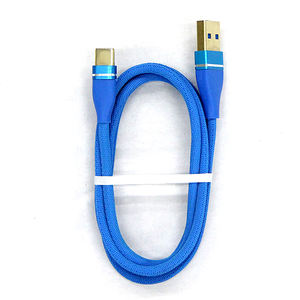 Kabel Micro USB Android Charger Goowell Micro USB Android Charger Kabel Nilon Dikepang Tali Kompatibel dengan Samsung