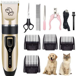 Hot Selling Professional Clippers Shaver Hair Trimmer Grooming For Dog Pet
