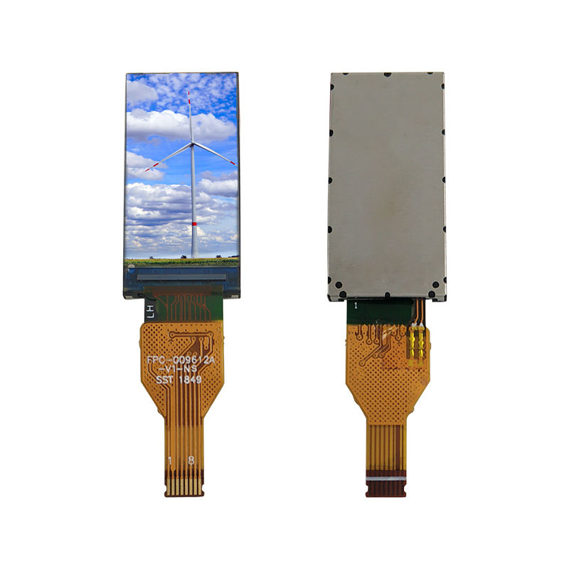 High Brightness LCD Small Screen 1'' Micro Display 8 Pin LCD Watch Module