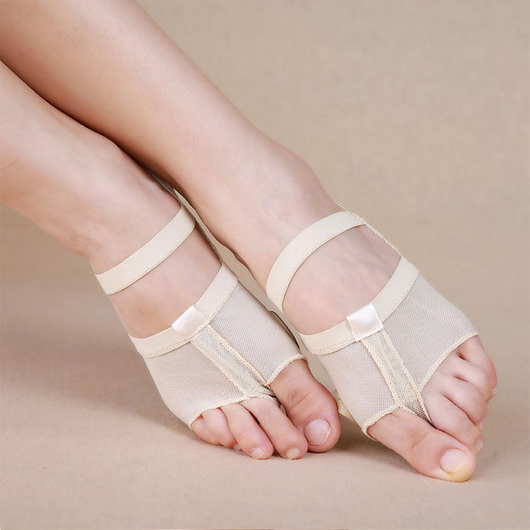 Ballet Protection Toe Pad Feet Dance Foot Thongs