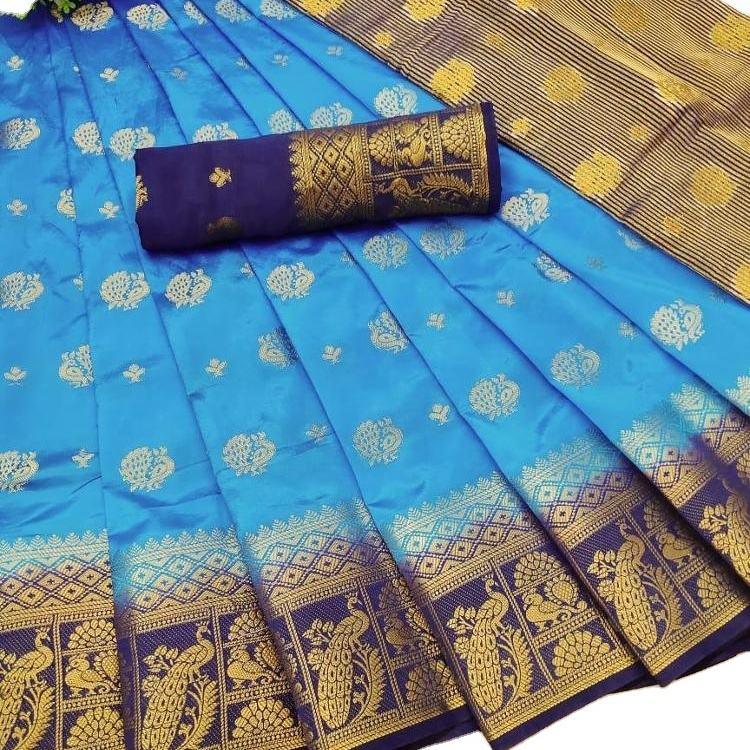 Naylon silk (dyeing material) Saree | Best Silk Saree