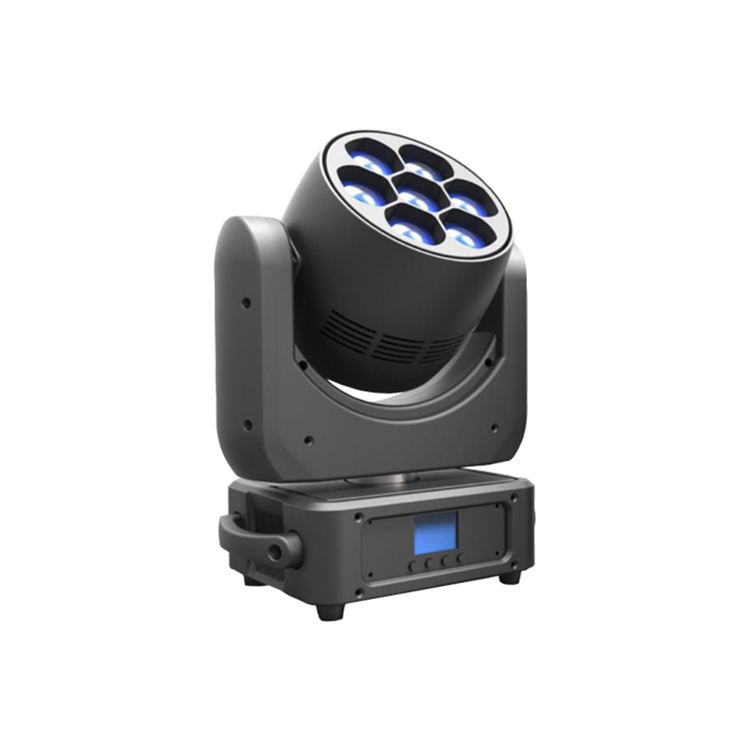 Pro dj super bright DMX beam moving head light with Zoom led stage lights